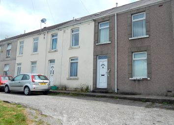 Thumbnail 3 bed terraced house for sale in Riflemans Row, Pentrechwyth, Swansea