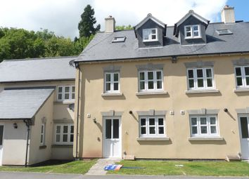 Thumbnail 3 bedroom terraced house to rent in Honddu Court, Brecon