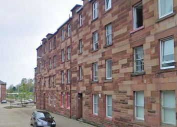 Thumbnail 2 bed flat for sale in 9, Robert St, Port Glasgow, Inverclyde PA145Nw