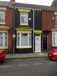 Thumbnail 3 bed terraced house to rent in Upton Street, Middlesbrough