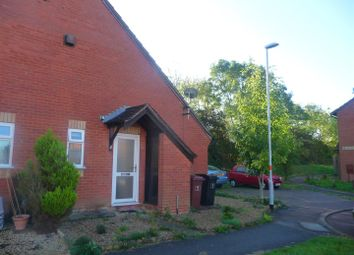 Thumbnail 1 bedroom property for sale in Bollinger Close, Northampton