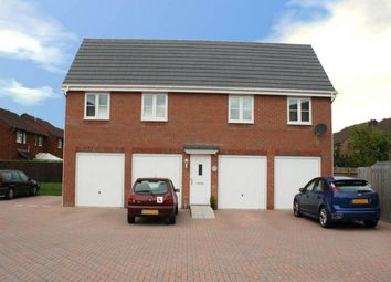 Thumbnail 2 bed flat to rent in Borderers Gardens, Thatcham, Berkshire