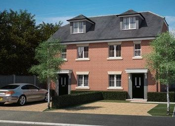 Thumbnail 3 bedroom town house for sale in Cornaway Lane, Fareham