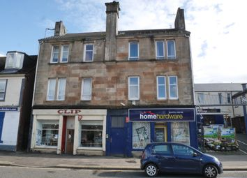 Thumbnail 1 bedroom flat for sale in Main Street, Barrhead