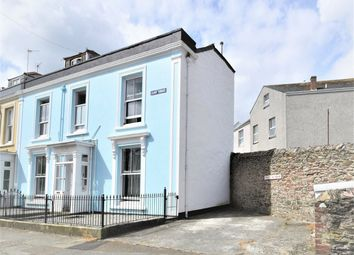 Thumbnail 8 bed end terrace house for sale in Clare Terrace, Falmouth
