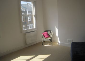 Thumbnail 1 bed flat to rent in Senrab Street, London