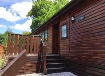Thumbnail 2 bed mobile/park home for sale in Limefitt Park, Windermere