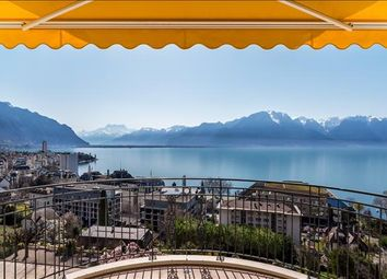Thumbnail 3 bed property for sale in Montreux, Switzerland
