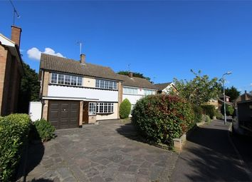 Thumbnail 4 bed detached house to rent in Greenacres, Benfleet, Essex