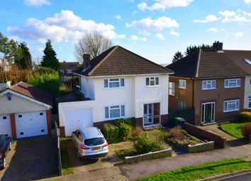 Thumbnail 3 bed detached house for sale in Oaklands Road, Cheshunt, Hertfordshire