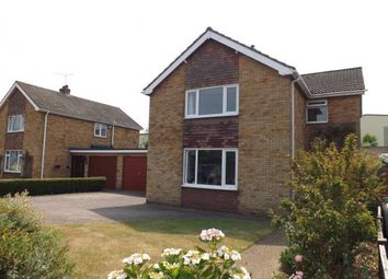 Thumbnail 4 bed link-detached house for sale in Holme Court Avenue, Biggleswade, Bedfordshire