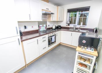 Thumbnail 3 bed detached house for sale in Coopers Meadow, Keresley End, Coventry