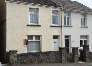 Thumbnail 3 bed semi-detached house to rent in Gwaelodygarth, Merthyr Tydfil