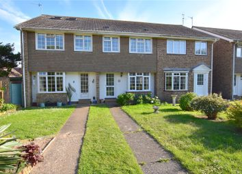 Thumbnail 3 bed terraced house for sale in The Grovelands, Lancing, West Sussex