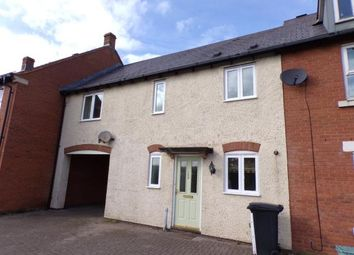 Thumbnail 3 bed terraced house for sale in Carberry View, West Wick, Weston-Super-Mare