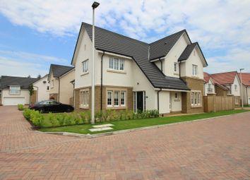 5 bed detached house for sale in Castleton Crescent, Falkirk, Stirlingshire FK2