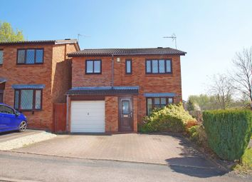 Thumbnail 4 bed detached house for sale in Goosehill Close, Redditch