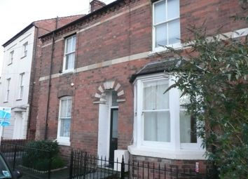 Thumbnail 2 bed flat to rent in First Floor Flat, 72 Ranelagh Terrace, Leamington Spa