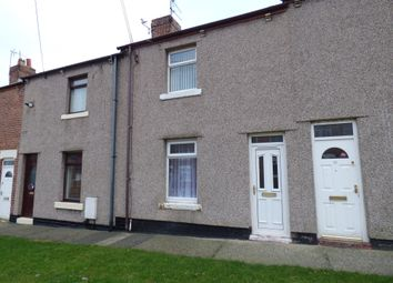 Thumbnail 2 bed terraced house for sale in Bourne Street, Easington Colliery, Peterlee