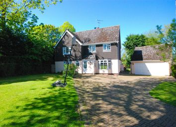 Thumbnail 4 bed detached house for sale in Rectory Meadow, Bradwell, Braintree, Essex