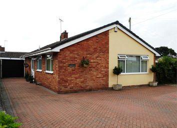 Thumbnail 3 bed detached bungalow for sale in Durham Close, Worksop, Nottinghamshire
