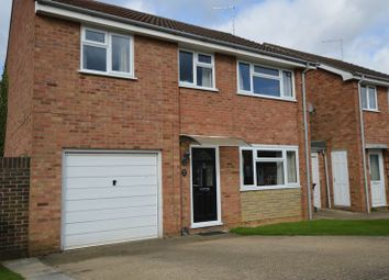 Thumbnail 4 bedroom link-detached house for sale in Crowson Way, Deeping St. James, Peterborough