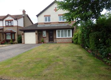 Thumbnail 3 bed detached house for sale in Whitworth Meadow, Middlestone Moor, Spennymoor