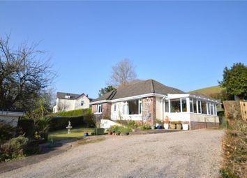 Thumbnail 3 bed detached bungalow for sale in Totnes Road, Newton Abbot, Devon