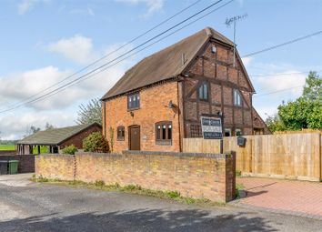 Thumbnail 3 bed cottage for sale in Astwood Lane, Hanbury, Bromsgrove, Worcestershire