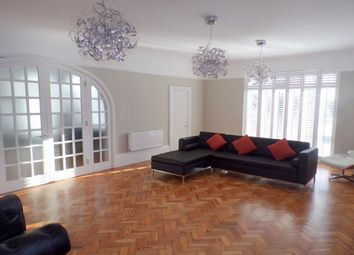 Thumbnail 6 bed detached house to rent in Carlton Terrace, Birkenhead Road, Meols, Wirral