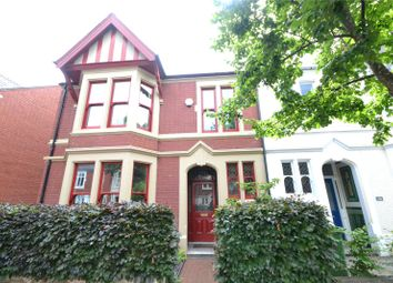 Thumbnail 4 bed end terrace house for sale in Marlborough Road, Roath, Cardiff