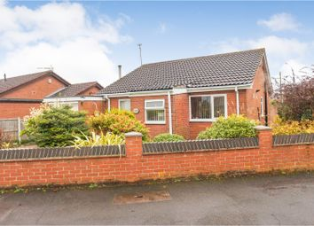 Thumbnail 3 bed detached bungalow for sale in Verdun Close, Lincoln
