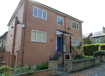 Thumbnail 1 bed flat to rent in Chippinghouse Road, Nether Edge, Sheffield