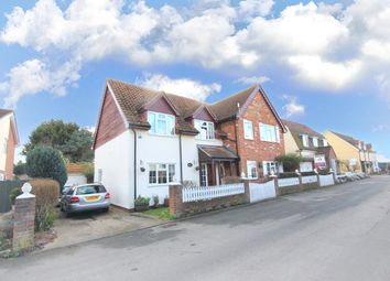 Thumbnail 4 bed detached house for sale in Fields House, Parsonage Lane, Tendring