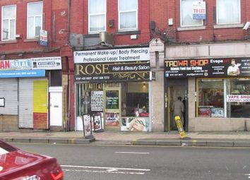 Retail premises for sale in Cheetham Hill Road, Manchester M8