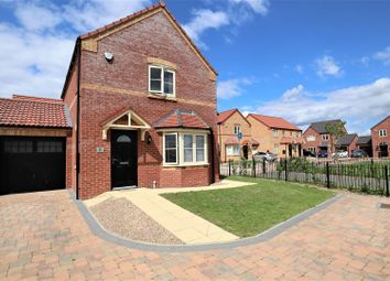 3 bed detached house for sale in Flavian Road, Lincoln LN2