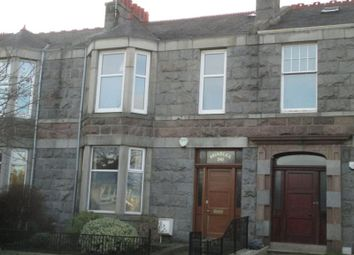 Thumbnail 3 bed terraced house to rent in Clifton Road, Aberdeen
