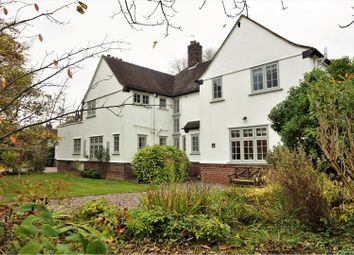 Thumbnail 5 bed detached house for sale in The Grange, Northwich