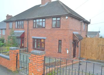 Thumbnail 3 bed semi-detached house for sale in Smout Crescent, Bilston