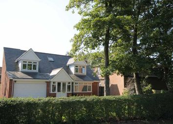 Thumbnail 4 bed detached house for sale in North Road, Ponteland, Newcastle Upon Tyne