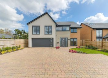 Thumbnail 5 bedroom detached house for sale in Brafield Road, Horton, Northampton