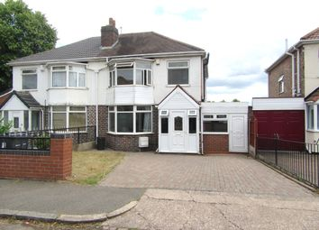Thumbnail 4 bed semi-detached house to rent in Astley Road, Handsworth, Birmingham
