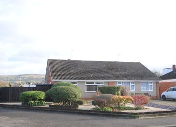 Thumbnail 2 bed semi-detached bungalow for sale in Wellbrook Road, Bishops Cleeve, Cheltenham
