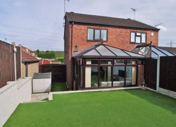 Thumbnail 2 bed semi-detached house for sale in Hadrian Road, Brinsworth, Rotherham