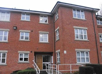 Thumbnail 2 bed flat to rent in The Sidings, Bury, Lancs