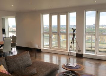 Thumbnail 4 bedroom flat for sale in Westferry Circus, London
