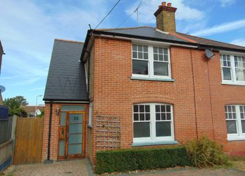 Thumbnail 2 bed terraced house to rent in Argyle Road, Whitstable