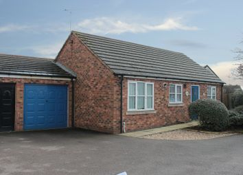 Thumbnail 2 bed detached bungalow for sale in Priory Lane, Scunthorpe, Lincolnshire
