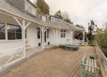 Thumbnail 4 bed detached bungalow for sale in Pendrim Road, East Looe, Looe