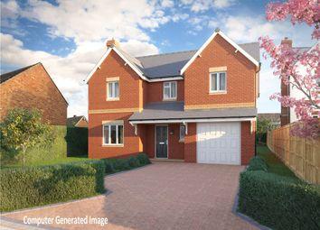 Thumbnail 4 bed detached house for sale in Balls Lane, Sturminster Marshall, Wimborne